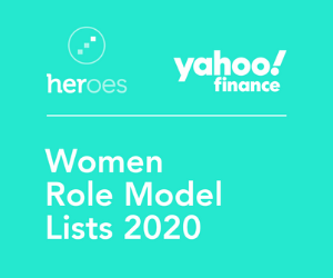 Diageo Yahoo Finance & HERoes Women Role Model Lists