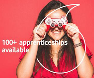 Earn real world-experience with Vodafone while you study