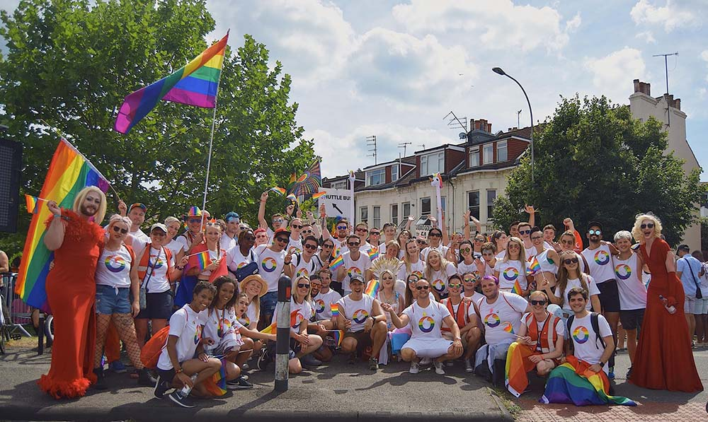 Vodafone is a top global employer for LGBT inclusion