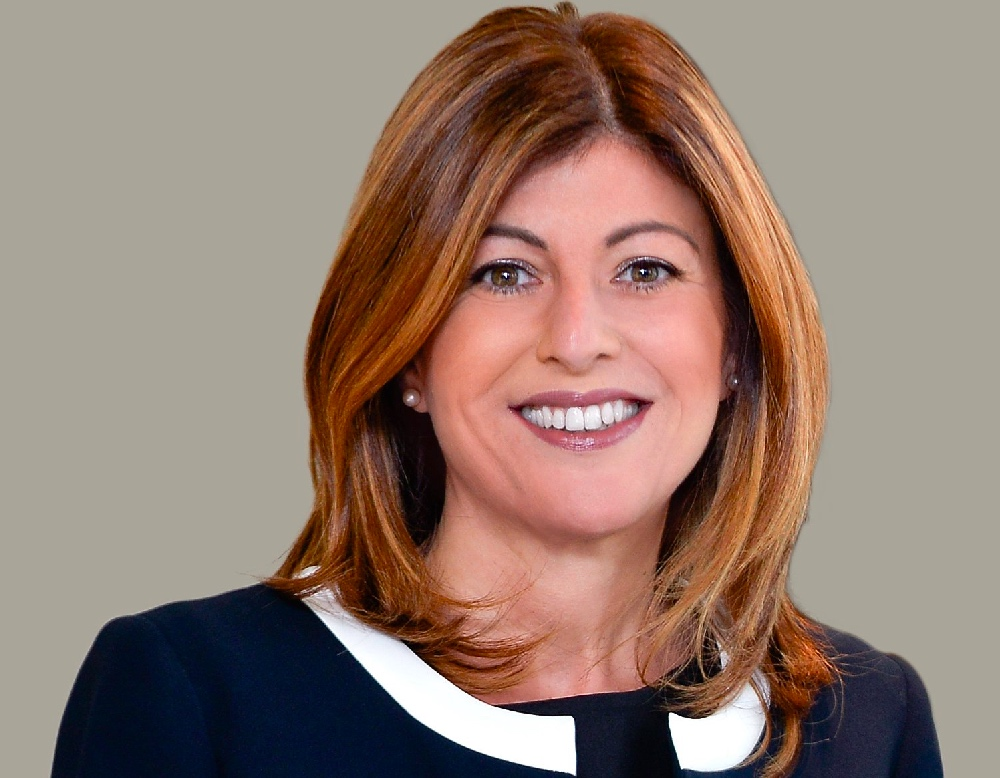 Vodafones Serpil Timuray is a Top 100 Female Executive