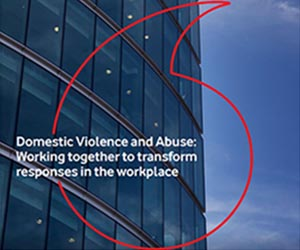 Vodafone supports colleagues via Domestic Violence & Abuse Policy