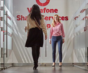 Vodafone aims to be worlds best employer for women