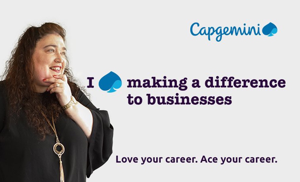 Capgemini supports Susans career progression