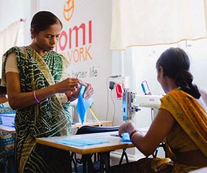 On World Humanitarian Day we look at the work of companies