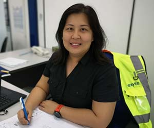 Teamwork is key for Exyte Engineer Yeo Ling in Malaysia