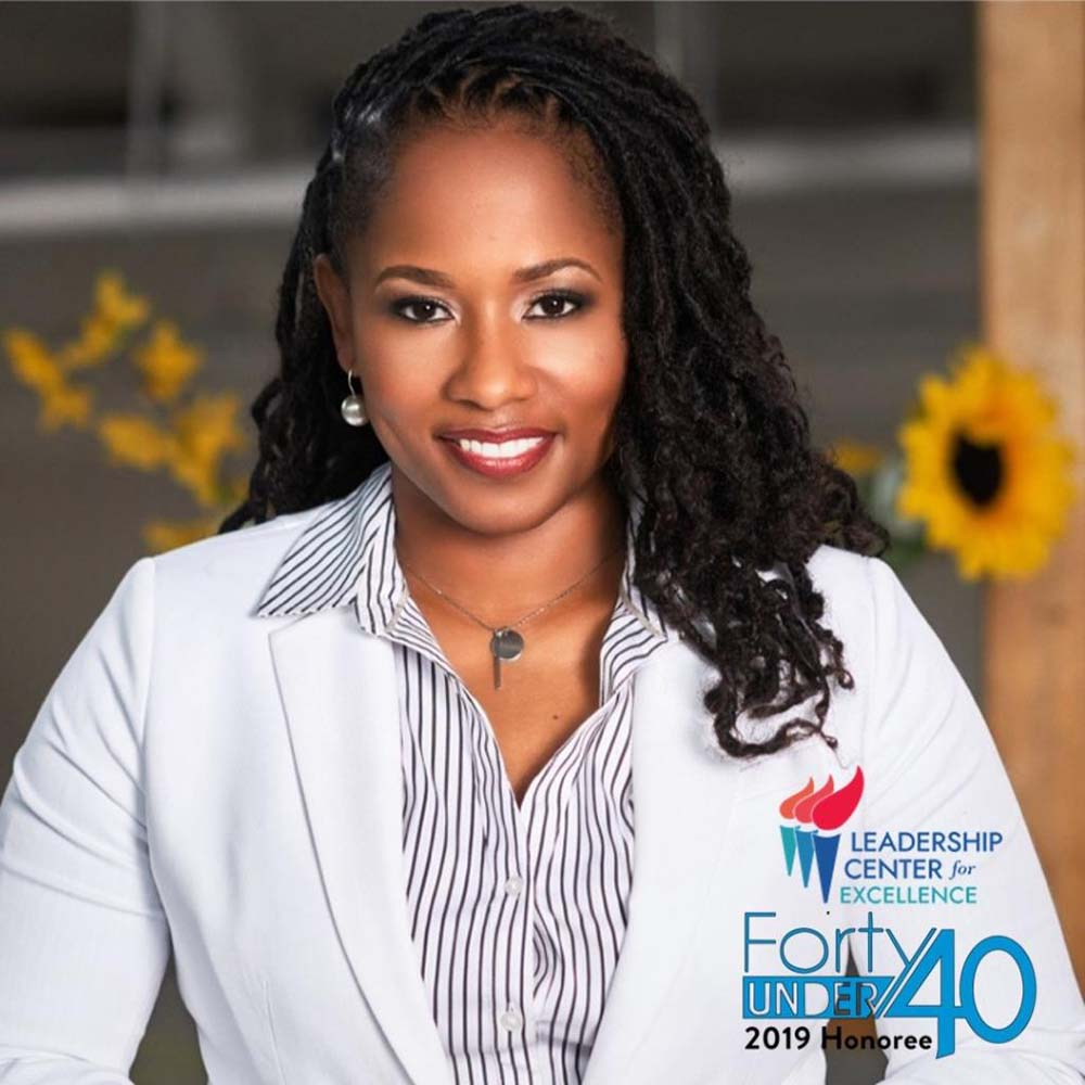 Northrop Grummans Yolanda Murphy is a 40 Under 40 Honoree