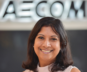 Women are driving change at AECOM Africa