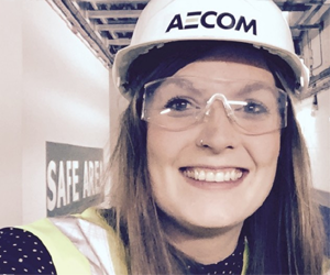 AECOM recruits many talented women