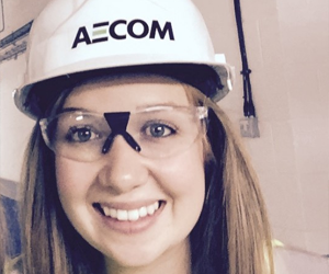 AECOM offers women brilliant internships