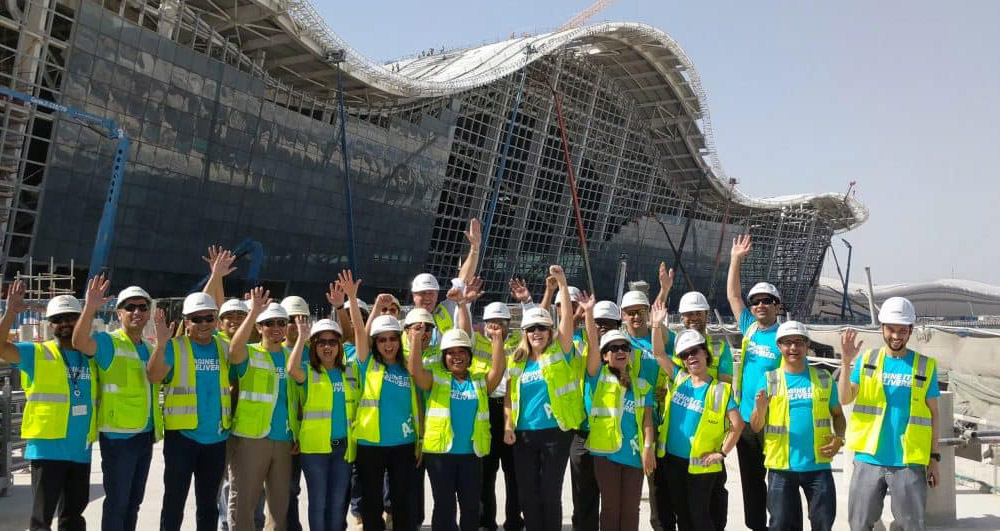 AECOM director Cathy Christer leads Middle East team