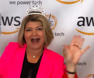 VP Sandy Carter shares lessons learned working at Amazon