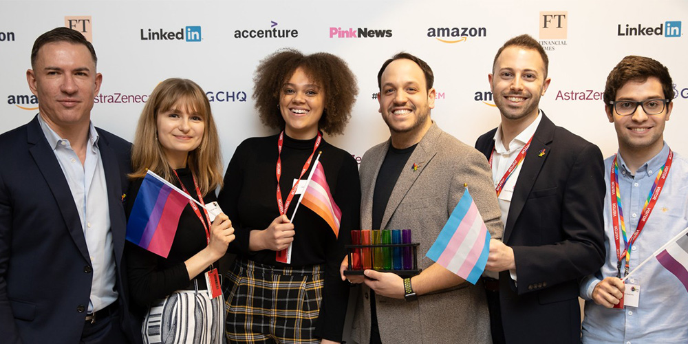 Amazon named Top 10 Inclusive Employer by LGBT+ Awards