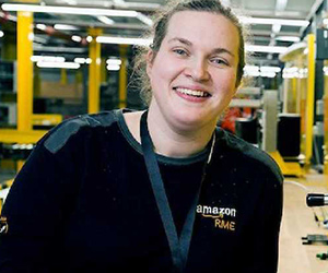 Amazon is investing in the future of British talent