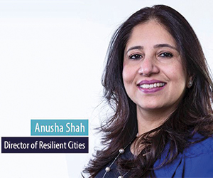 Anusha Shah shares how Arcadis tackles urban water shortage