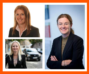 Avanade women leaders