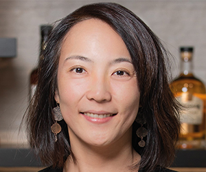 Suntory Sustainability leader, Yuko Koshiishi, is celebrated