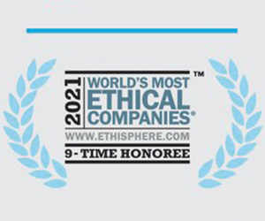 Capgemini named one of the Worlds Most Ethical Companies