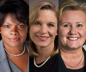 Talented women in Caterpillar executive team