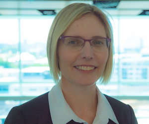 Collette Munro is breaking down barriers at AECOM