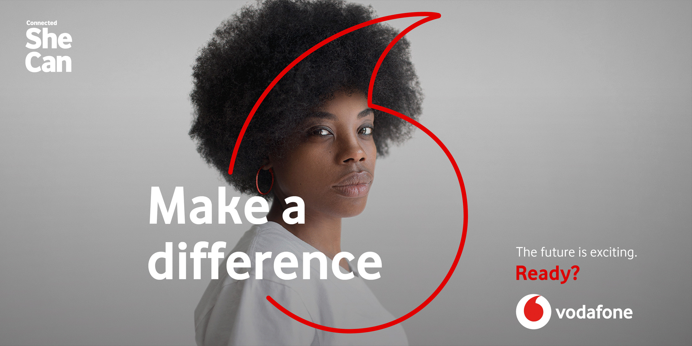 Vodafone is creating a better future for women