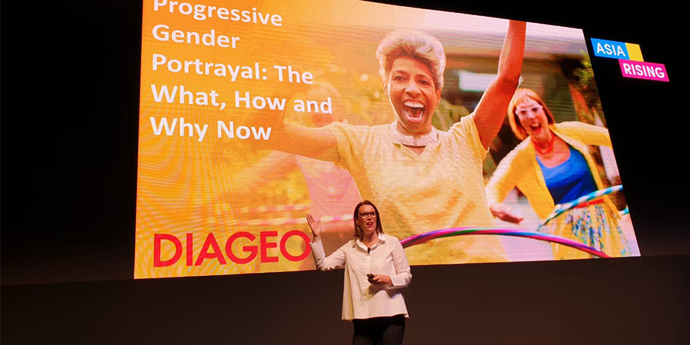 Diageo CMO chats overcoming stereotypes in advertising