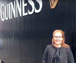 Maintaining a balanced lifestyle at Diageo