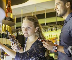Diageo gender pay gap report