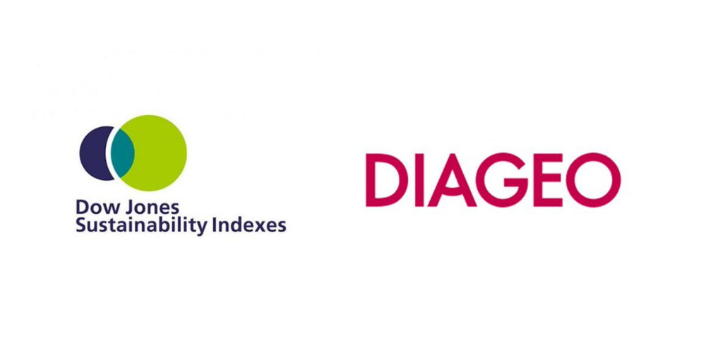 Diageo recognized by Dow Jones World Sustainability Index