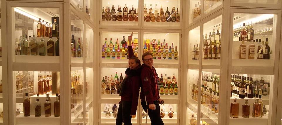Attracting future female STEM talent to Diageo in Scotland