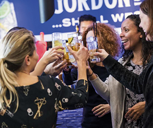 Diageo leads for female representation in its UK business