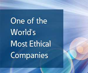 Eaton named as one of the Worlds Most Ethical Companies