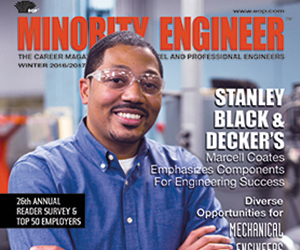 Eaton named as Top 50 Employer by Minority Engineer Magazine