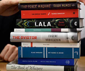 EBRD announces its Literature Prize 2019 longlist