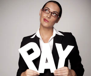 Closing the gender pay gap is a prioirity