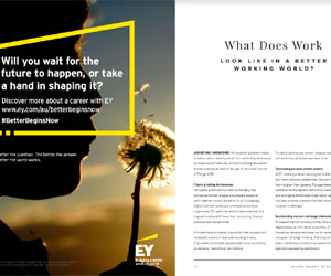 EY offers women impressive career paths