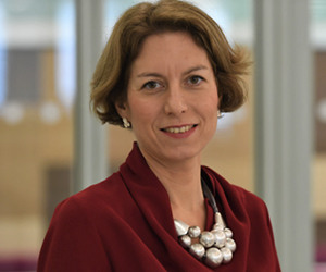 EBRD's first Director for Gender and Economic Inclusion