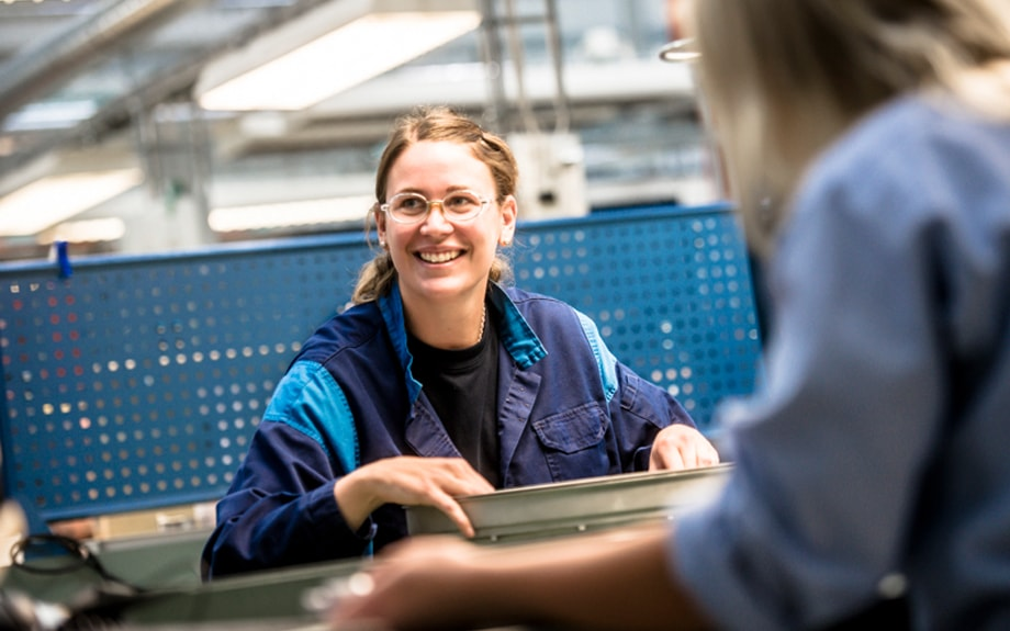 Moving the world via a fabulous GKN career