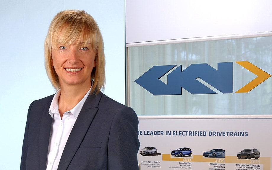GKN has great STEM role models like Katrin Papenfuss