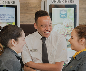 Earn while you learn with a McDonalds apprenticeship