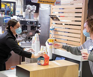 Hourly wages raised in McDonalds restaurants across USA