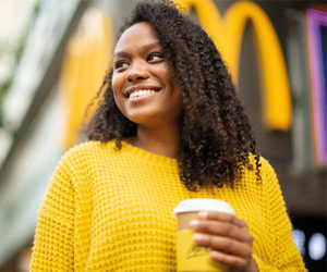 McDonalds offers Black & Positively Golden scholarships