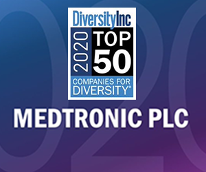 Diversity Inc praises Medtronics workplace inclusion commitment