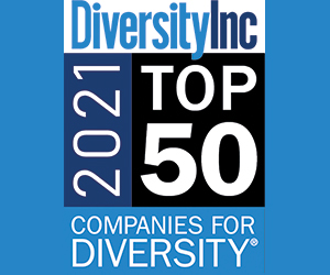 Medtronic ranks highly on DiversityInc Top 50 List