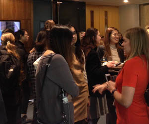 Women connect at M&G Investments finance event