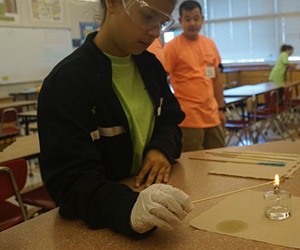 Northrop Grumman supports stem conference