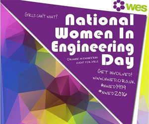 Celebrate achievements of women engineers