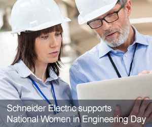 Supporting the advancement of women engineers