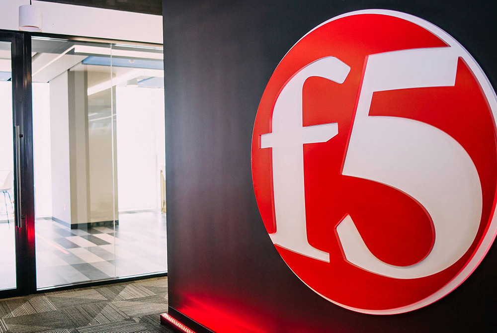 F5 named most trustworthy public company in America