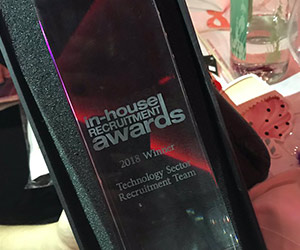 Schneider Electric wins prestigious HR award for recruitment