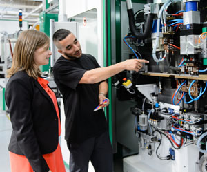 Schneider Electrics Graduate Programme offers insights into energy industry